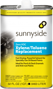 XYLENE/TOLUENE REPLACEMENT ZERO VOC - CARB / SCAQMD