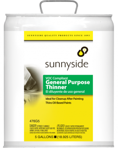 GENERAL PURPOSE THINNER - CARB / SCAQMD