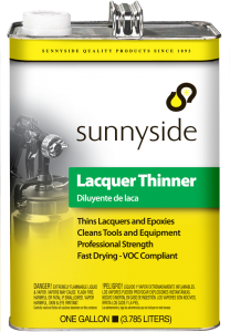 LACQUER THINNER - CARB / SCAQMD