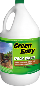 GREEN ENVY DECK WASH