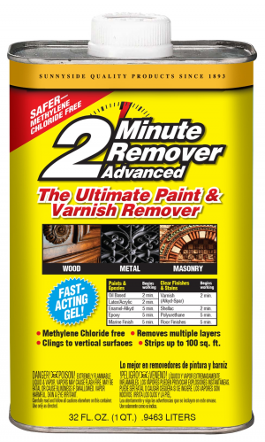2-MIN. REMOVER ADVANCED GEL