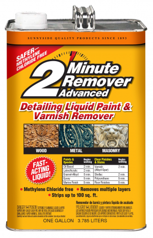 2-MIN. REMOVER ADVANCED LIQUID