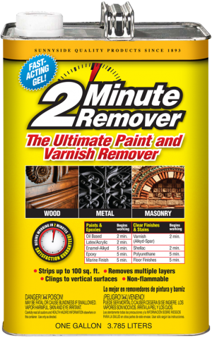 2 MINUTE REMOVER GEL