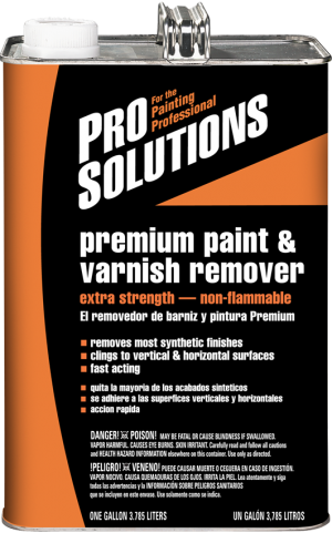 PRO SOLUTIONS PAINT REMOVER