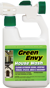 GREEN ENVY HOUSE WASH