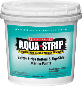 BACK TO NATURE AQUA STRIP REMOVER