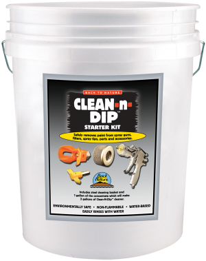BACK TO NATURE CLEAN N DIP 5 GALLON KIT