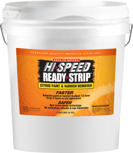 BACK TO NATURE READY-STRIP HI-SPEED CITRUS PAINT REMOVER