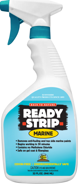 BACK TO NATURE READY-STRIP MARINE PAINT REMOVER SPRAY
