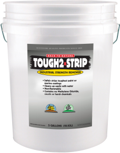BACK TO NATURE TOUGH-2-STRIP PAINT REMOVER