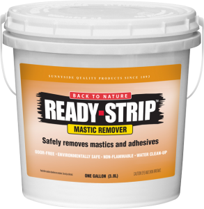 READY-STRIP MASTIC REMOVER