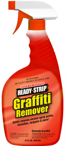 BACK TO NATURE READY-STRIP GRAFFITI REMOVER