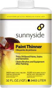 PAINT THINNER<br>