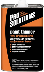 PRO SOLUTIONS PAINT THINNER