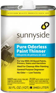 PURE ODORLESS PAINT THINNER