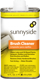 BRUSH CLEANER<br>