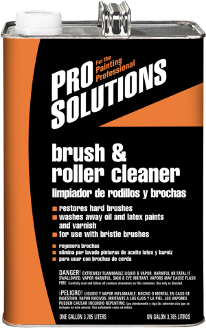 PRO SOLUTIONS BRUSH CLEANER