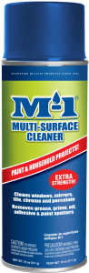 M-1 MULTI SURFACE CLEANER