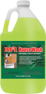 M-1 HOUSE WASH<br>