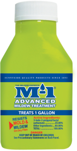M-1 ADVANCED MILDEW 1G TREATMENT