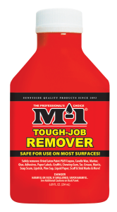 M-1 TOUGH JOB REMOVER