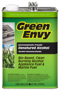 GREEN ENVY DENATURED ALCOHOL