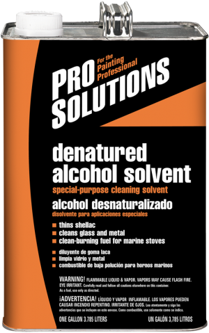 PRO SOLUTIONS DENAUTRED ALCOHOL